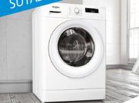 Súťaž o novú práčku Whirlpool s technológiou FreshCare+