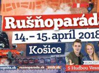 Súťaž o vstupenky na Rušňoparádu 2018