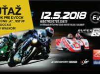 Súťaž vstupenky na FIM EWC – MS vytrvalostných pretekov cestných motocyklov