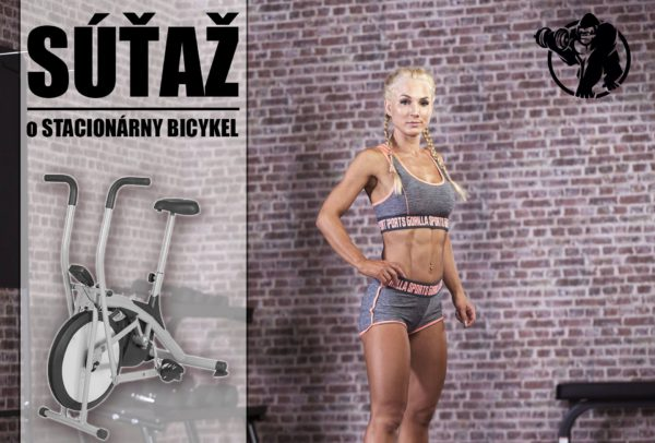 Súťaž o stacionárny bicykel