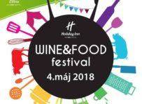 Vyhraj 2 lístky na skvelý WINE&FOOD festival