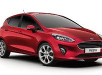 Vyhraj moderný a štýlový Ford Fiesta na týždeň s plnou nádržou