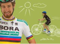 Vyhraj podpísaný dres Petra Sagana spolu s fľašou