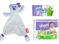 Vyhraj veselý balíček detských produktov HAPPY