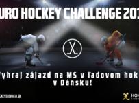 Vyhraj zájazd na MS v ľadovom hokeji v Dánsku