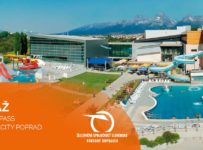 Vyhrajte 2x Aquapass do Aquacity Poprad