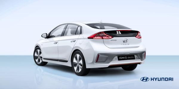 Vyhrajte Hyundai IONIQ electric na celý víkend