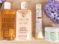 Vyhrajte balíček pleťovej kozmetiky Yellow Rose v hodnote 52 €