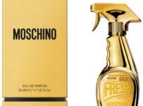 Vyhrajte hodnotný darček od FAnn.sk Moschino Gold Fresh Couture