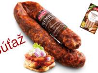 Vyhrajte jarné gurmánske novinky s vysokým obsahom mäsa od Mecomu
