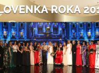Vyhrajte vstupenky na anketu SLOVENKA ROKA 2018
