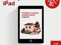 Získajte iPad za pár klikov