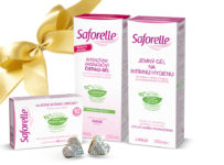 Súťaž o balíčky s výrobkami na intímnu hygienu Saforelle a so štýlovými náušničkami