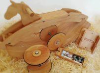 Súťaž o drevené hračky od Antonie & Emma