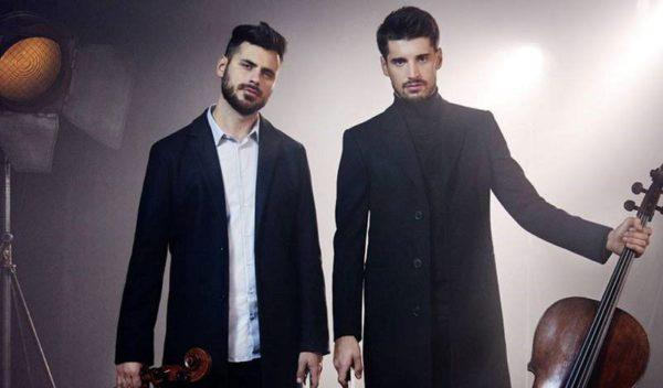 Súťaž o dve vstupenky na koncert 2Cellos v Bratislave