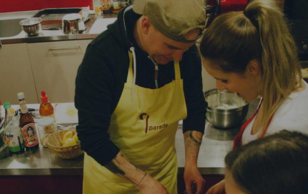 Súťaž o májový darčekový poukaz pre dve osoby do školy varenia Chefparade