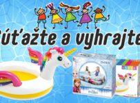 Súťaž o nafukovacie hračky od Alltoys