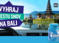 Súťaž o exkluzívnu dovolenku na BALI, pre 4 osoby, od cestovnej kancelárie Go2