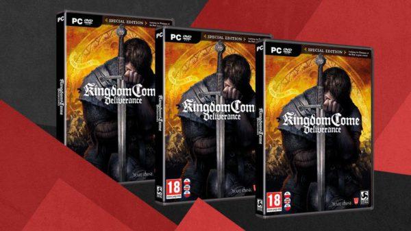 Soutěž o speciální edici Kingdom Come