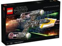Vyhraj unikátny detailný model stíhačky Y-Wing zo série Star Wars