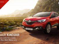 Vyhrajte Renault KADJAR na mesiac ZDARMA a ďalšie ceny