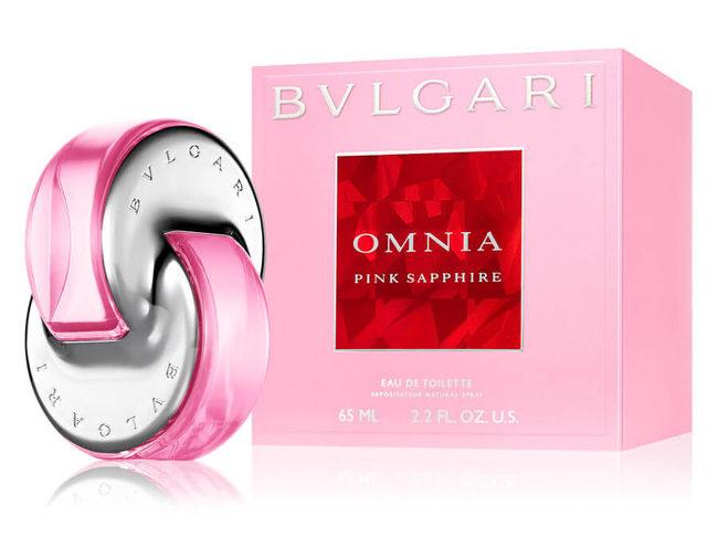 Vyhrajte hodnotný darček od FAnn.sk Bvlgari Omnia Pink Sapphire