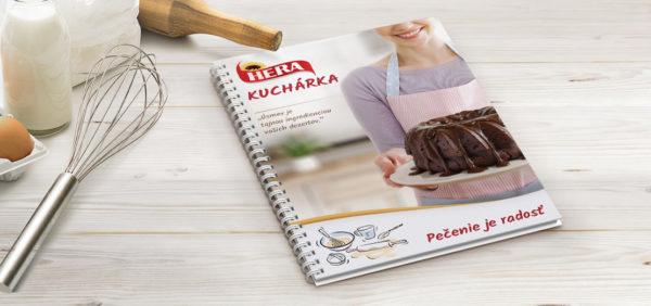 Vyhrajte kuchársku knihu od Hery plnú inšpirácií, formy na minibábovky a lis na cesto