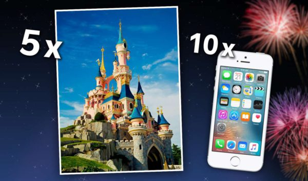 Vyhrajte rodinný zájazd do Disneylandu alebo vymakaný iPhone