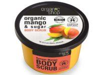 Vyhrajte telový cukrový peeling Keňské Mango