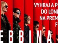 Zapoj sa do kvízu a hraj o let do Londýna na premiéru filmu DEBBINA 8