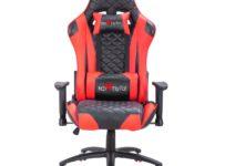 Súťaž o ergonomické herné kreslo Red Fighter