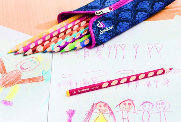 Vyhrajte ergonomicky tvarované písacie potreby vyvinuté špeciálne pre predškolákov