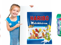 Súťaž Mentos Pure Fresh a Haribo k vysvedčeniu