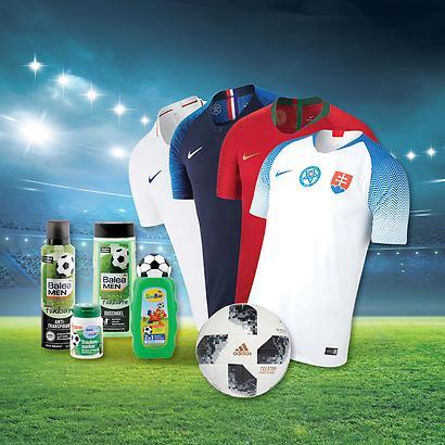 Súťaž o futbalový dres s podpisom Mareka Hamšíka, loptu a dm balíček