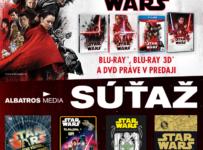 Súťaž o knižky a DVD s filmom Star wars