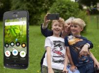 Súťaž o mimoriadne jednoduchý smartfón Doro 8040