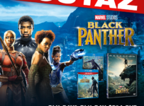 Súťaž o DVD s filmom Black Panther