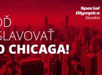 Special Olympics - Poleť na oslavu do Chicaga!