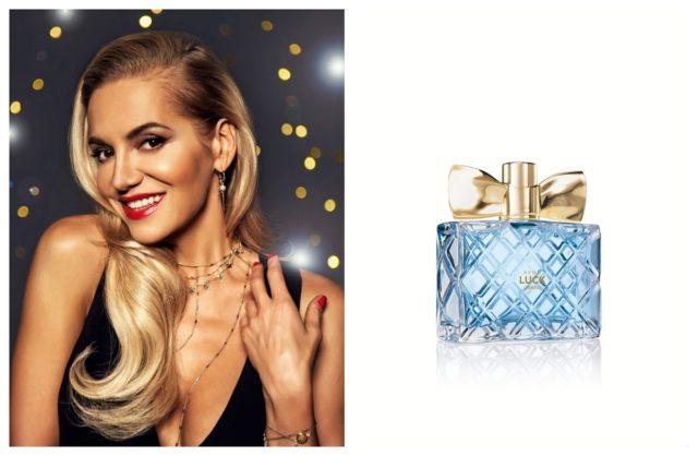 Toaletný parfum Avon Luck Limitless for Her Vzrušujúca zmes luxusných ingrediencií. Hlavným tónom je exkluzívny diamantový jantár kombinujúci zmyselnú hrejivosť živice s úžasnou silou diamantu, symbolu sily a odvahy. Spojenie s exotickým pomelom, zlatou orchideou a sladkou vanilkou z Madagaskaru vám dodá sebavedomie dosiahnuť čokoľvek, čo si zaumienite.