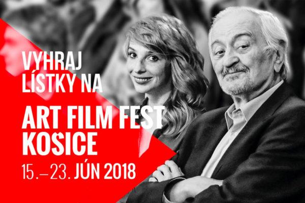 Vyhraj lístky na Art Film Fest Košice 2018