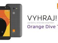 Vyhraj skvelý smartfón Orange Dive 72
