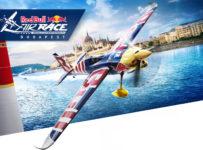 Vyhraj zájazd pre dve osoby na Red Bull Air Race v Budapešti