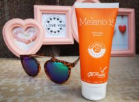 Vyhrajte 4x opaľovací krém na tvár Melano 15 od GERnétic