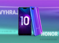 Vyhrajte smartfón Honor 10 od MojAndroid.sk