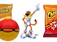 Vyhrajte zásielku Cheetos spolu s Phlat Ballom