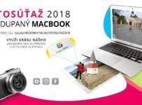 Fotosúťaž 2018 o nadupaný MacBook!