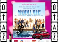 Príďte sa zabaviť na Babskú jazdu s filmom Mamma Mia