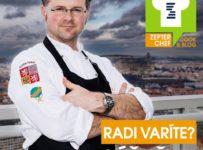 Zepter Chef 2018, súťaže o set nádob ZEPTER v hodnote 4000 €