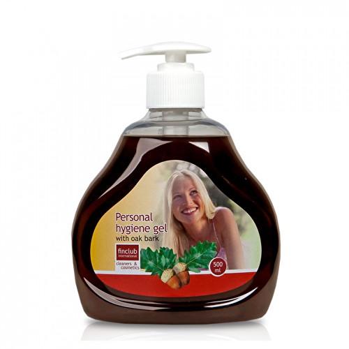 Súťaž o 2 x Gél pre intímnu hygienu Finclub 500 ml