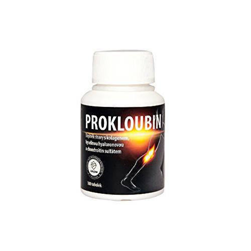 Súťaž o 2x Prokloubin 100 kapsúl Goldim